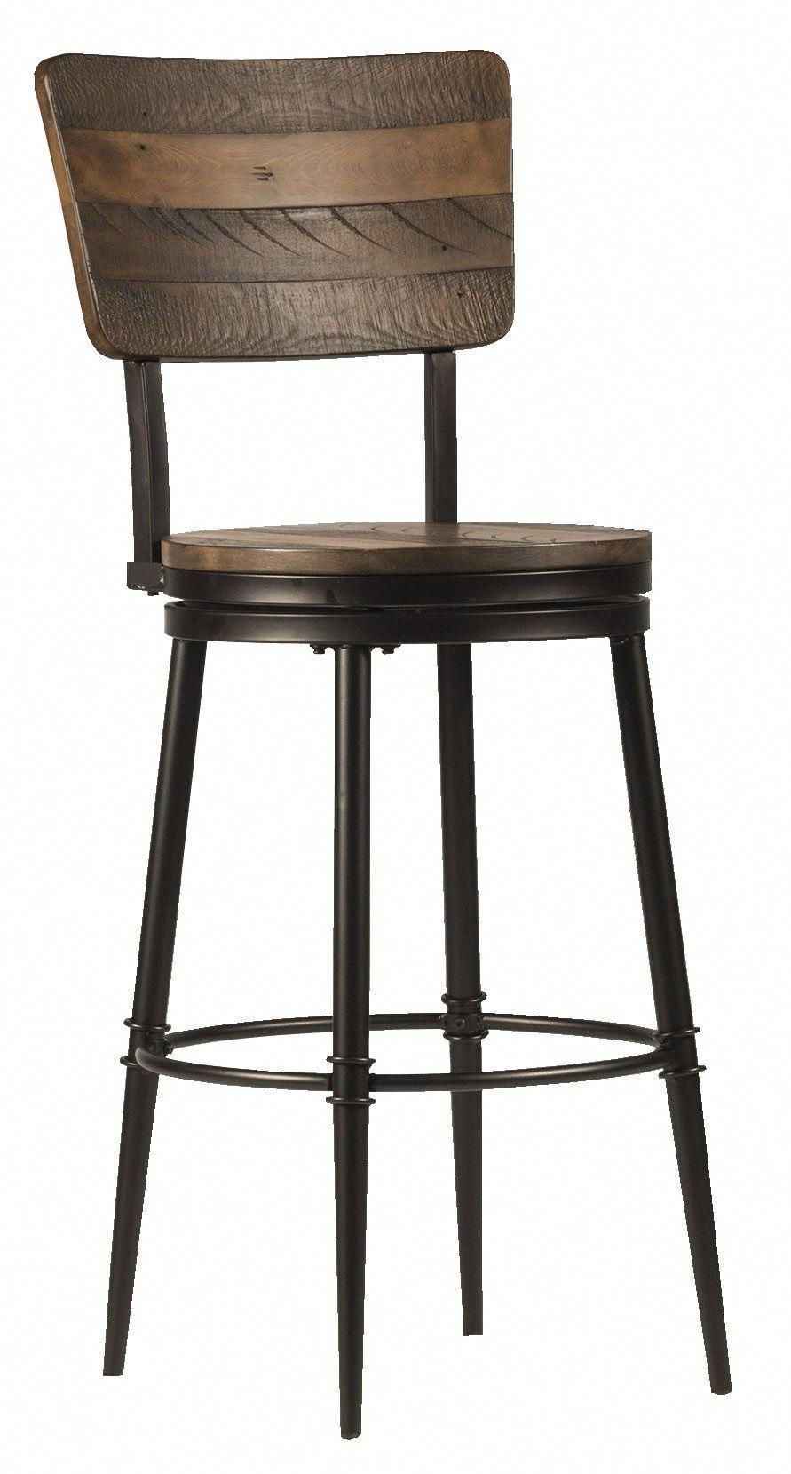 Jennings Swivel Barstool Frontroom Furnishings Interiorremodel Bar Stools Bar Stools Kitchen Island Wood Bar Stools