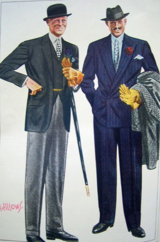 Men S Fashion 1930s: Creating The Look Of 1930s Fashion In Today's World: Tips