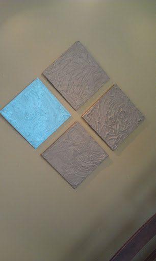 Lightweight Concrete Wall Art Set By Builtconcrete On Etsy 140 00 Concrete Wall Wall Art Sets Wall Art