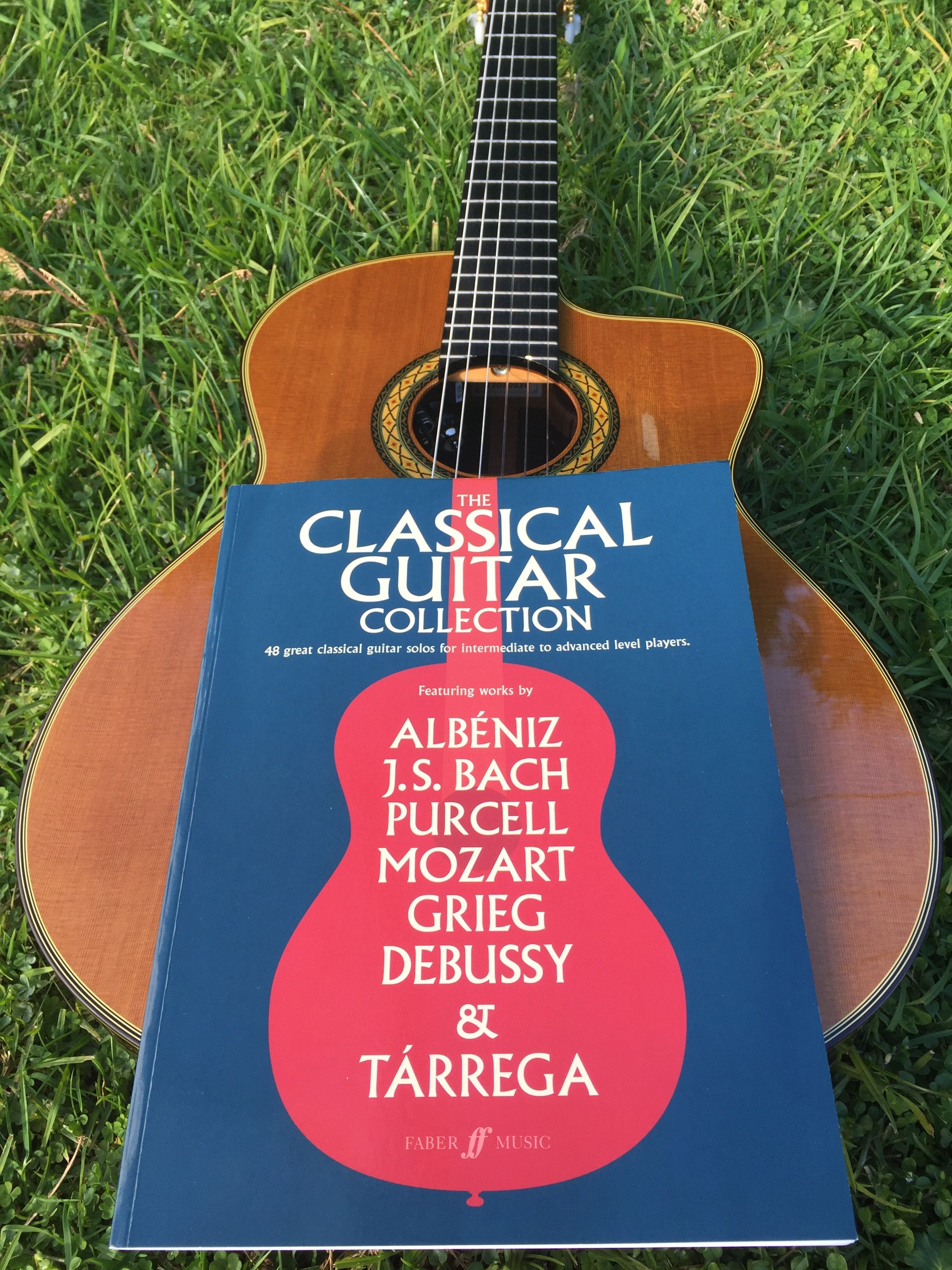 Beautiful & Unusual Classical Guitars Episode 6 C3 Michael Greenfield