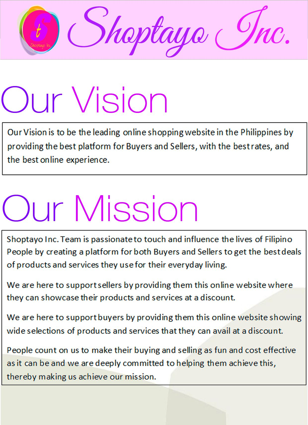 e3676317de78 Shoptayo store offers the best online shopping deals in the Philippines for  beauty products