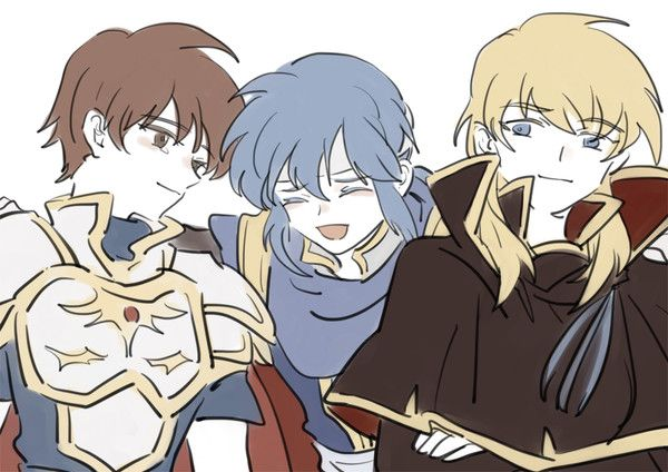 Genealogy Of The Holy War/Thracia