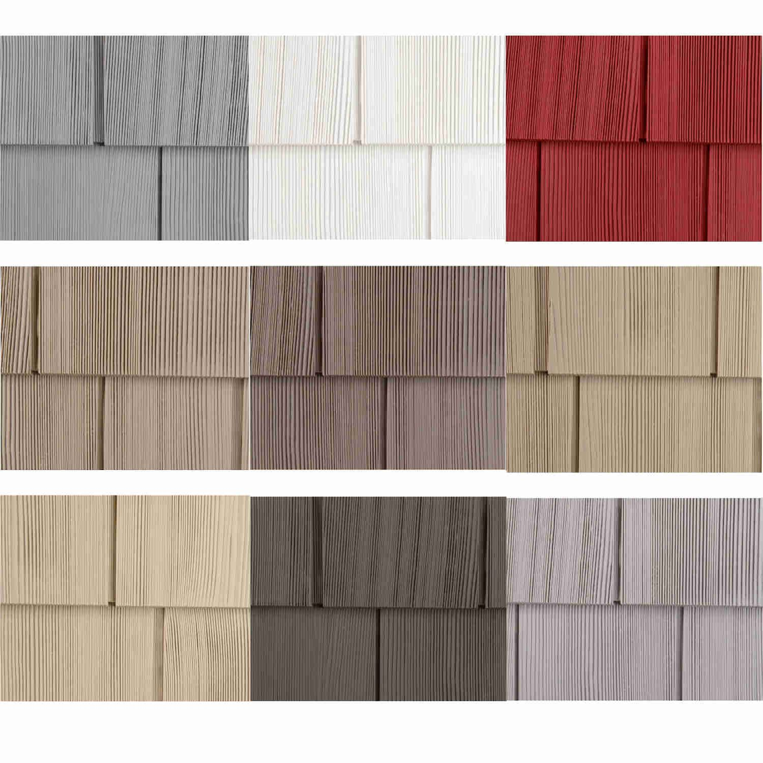 Homeside Select Siding Color Swatch Kit From Buymbs Com In 2020 Vinyl Cedar Shake Siding Vinyl Shake Siding Vinyl Siding