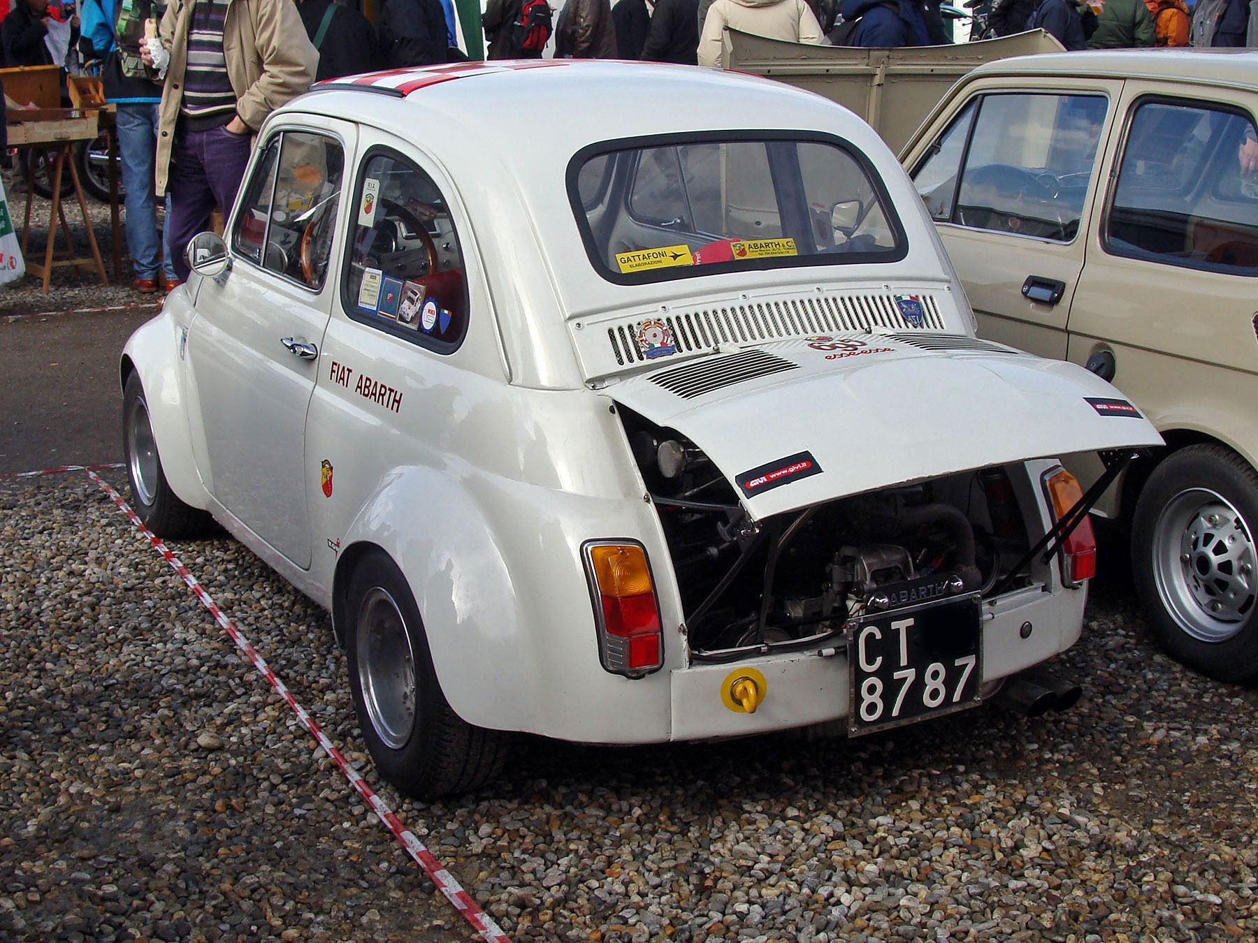 All Sizes Fiat Abarth 595 Flickr Photo Sharing Con