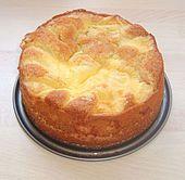 Versunkener Apfelkuchen von nine-bine-fd | Chefkoch