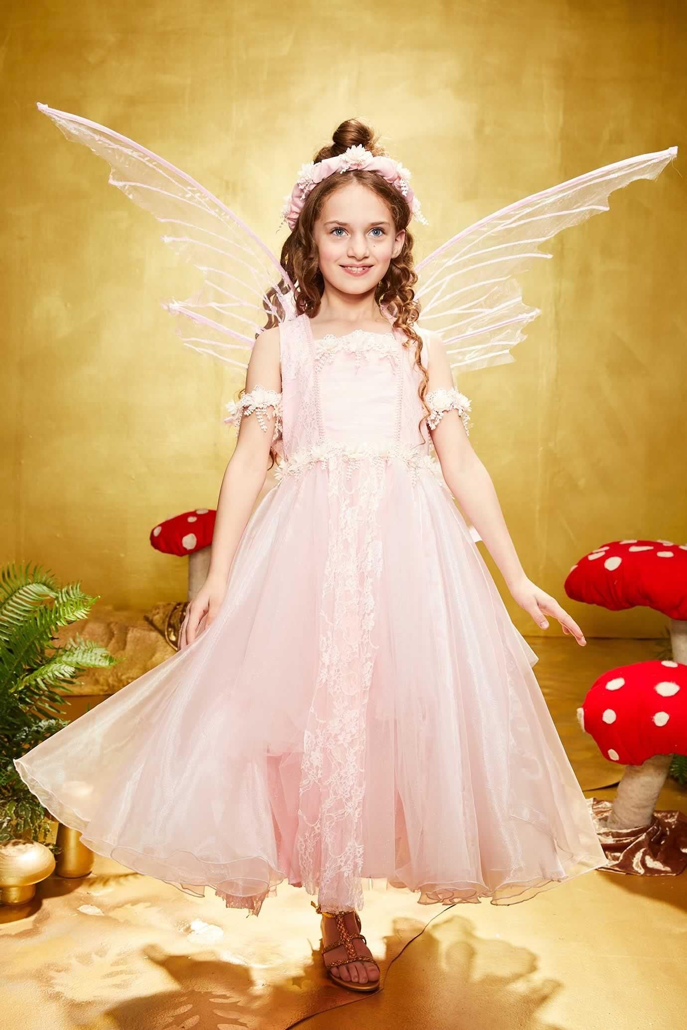 Sparkle Fairy Costume for Girls  Fairy costume for girl, Princess