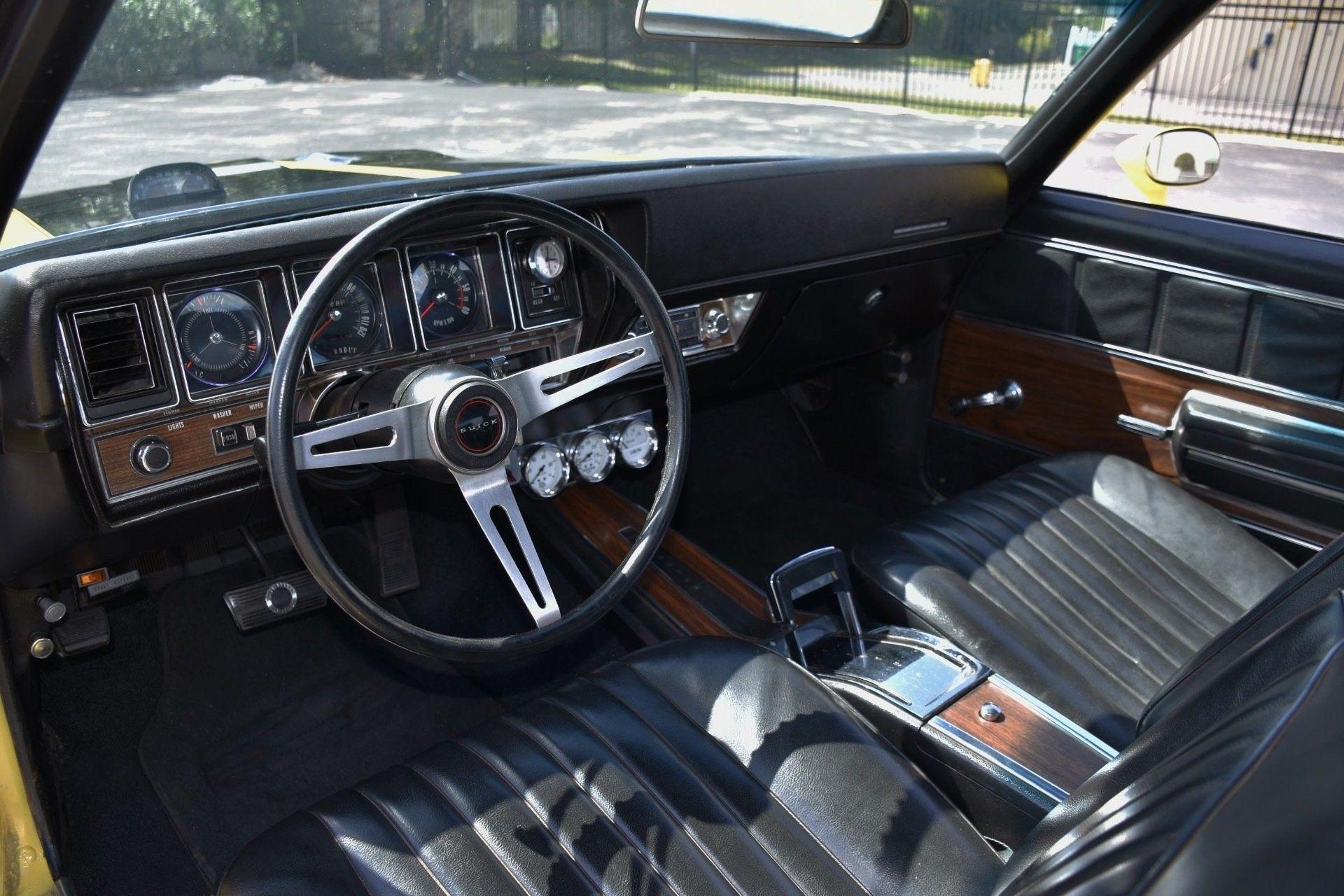 1972 Buick Skylark Gran Sport Stage I GSX Tribute Buick
