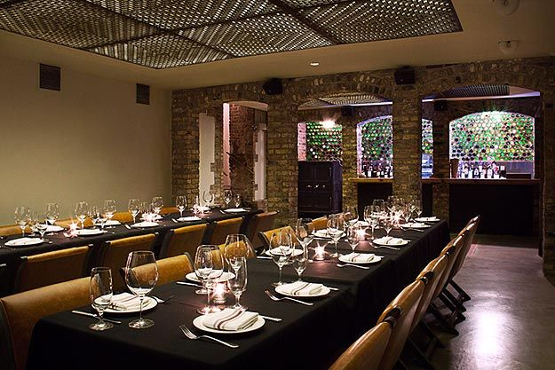 Chicago Restaurants With Private Dining Rooms Fascinating Balena  Chicago Party Locations  Pinterest  Lounge Sofa Inspiration Design