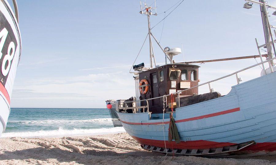 Roberope naulakko veneeseen