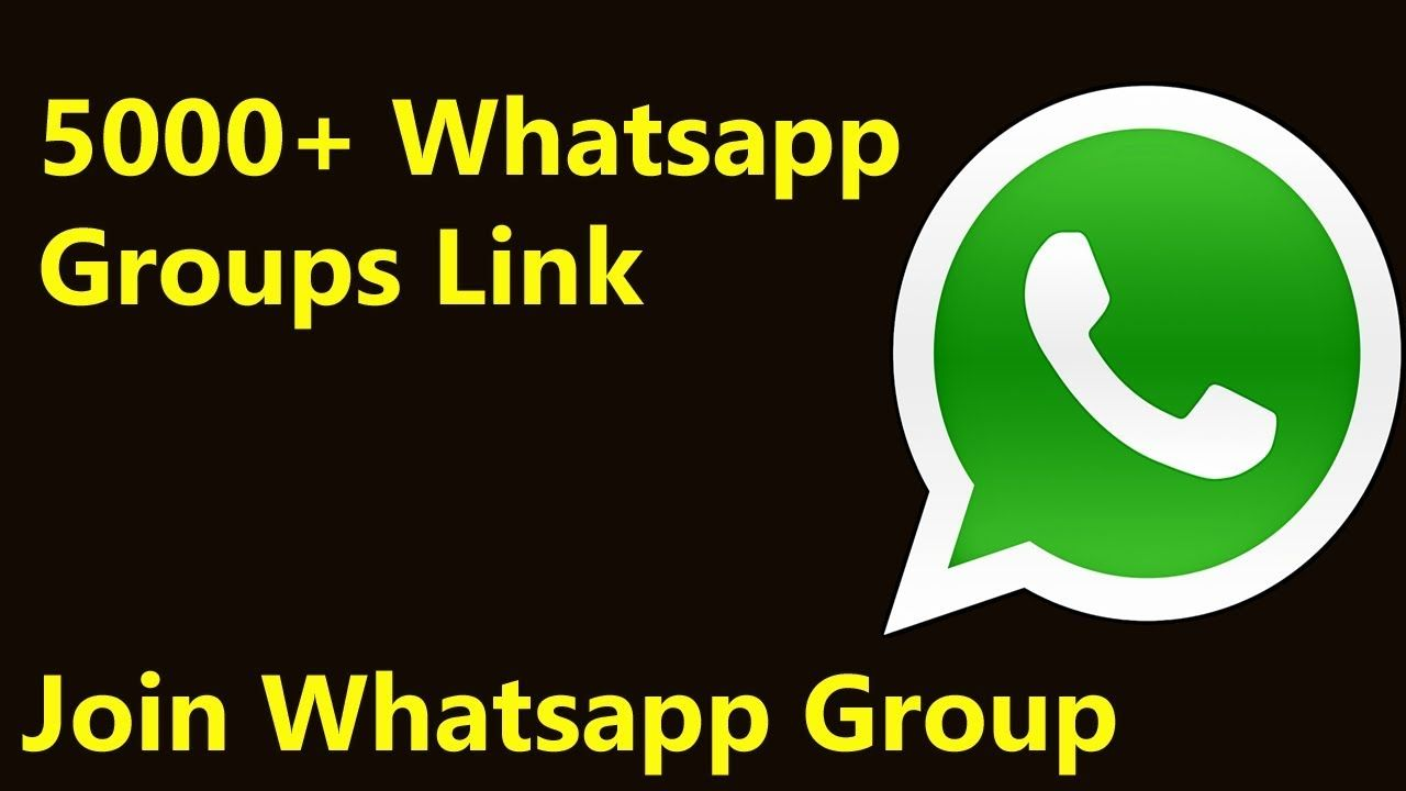 Active Whatsapp group link join WhatsApp Groups link join 2020