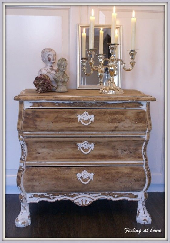 brocante buikkast bijoux pinterest shabby decoration et bijoux. Black Bedroom Furniture Sets. Home Design Ideas