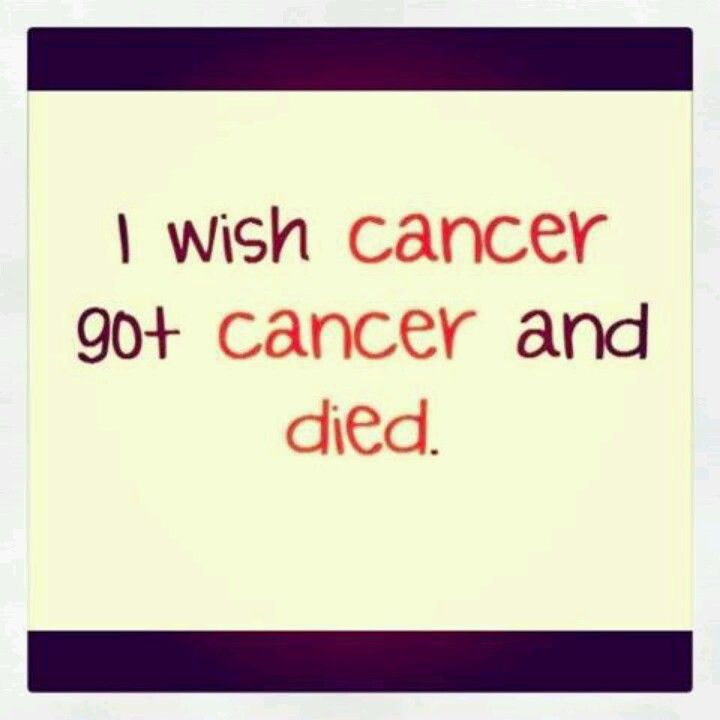 Quotes About Cancer Cancer Sucks  Sayings Quotes And Other Shenanigans  Pinterest