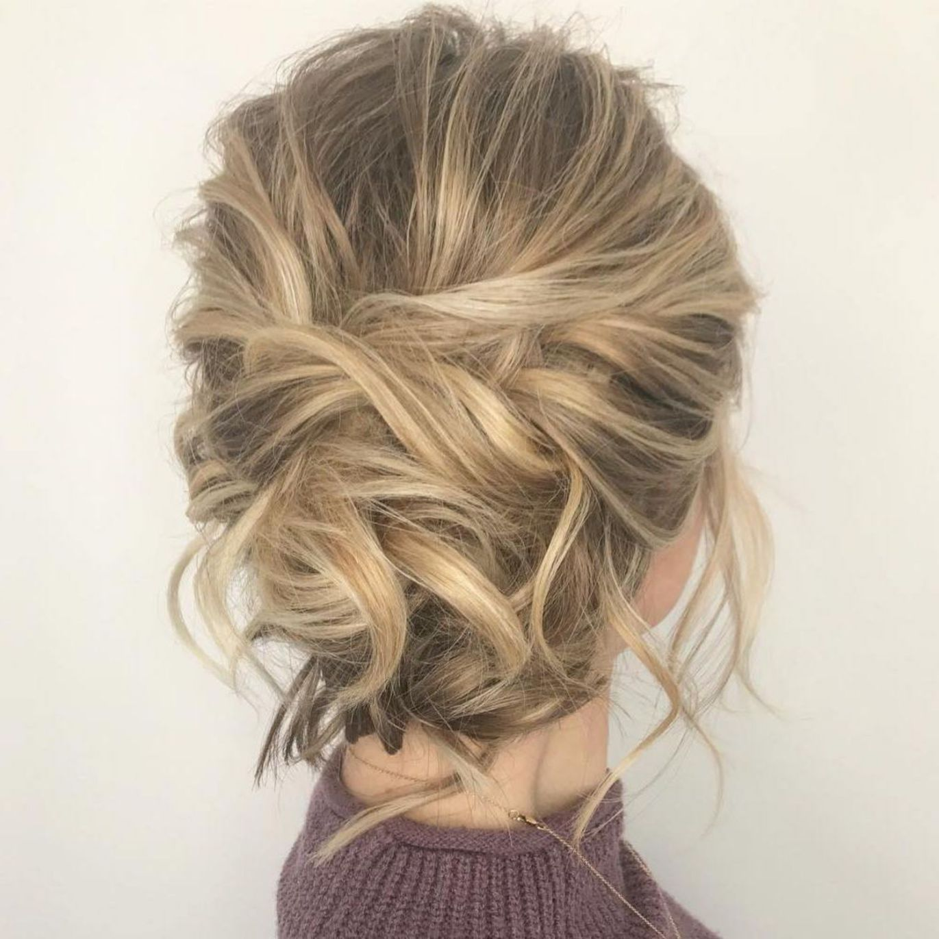 60 Trendiest Updos For Medium Length Hair Updos For Medium Length Hair Medium Fine Hair Easy Updo Hairstyles