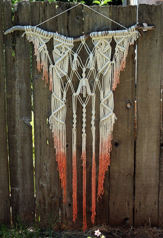Macrame Wall Hanging by FreeCreatures