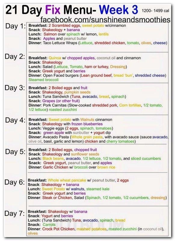 2 Week Diet Review (Brian Flatt)