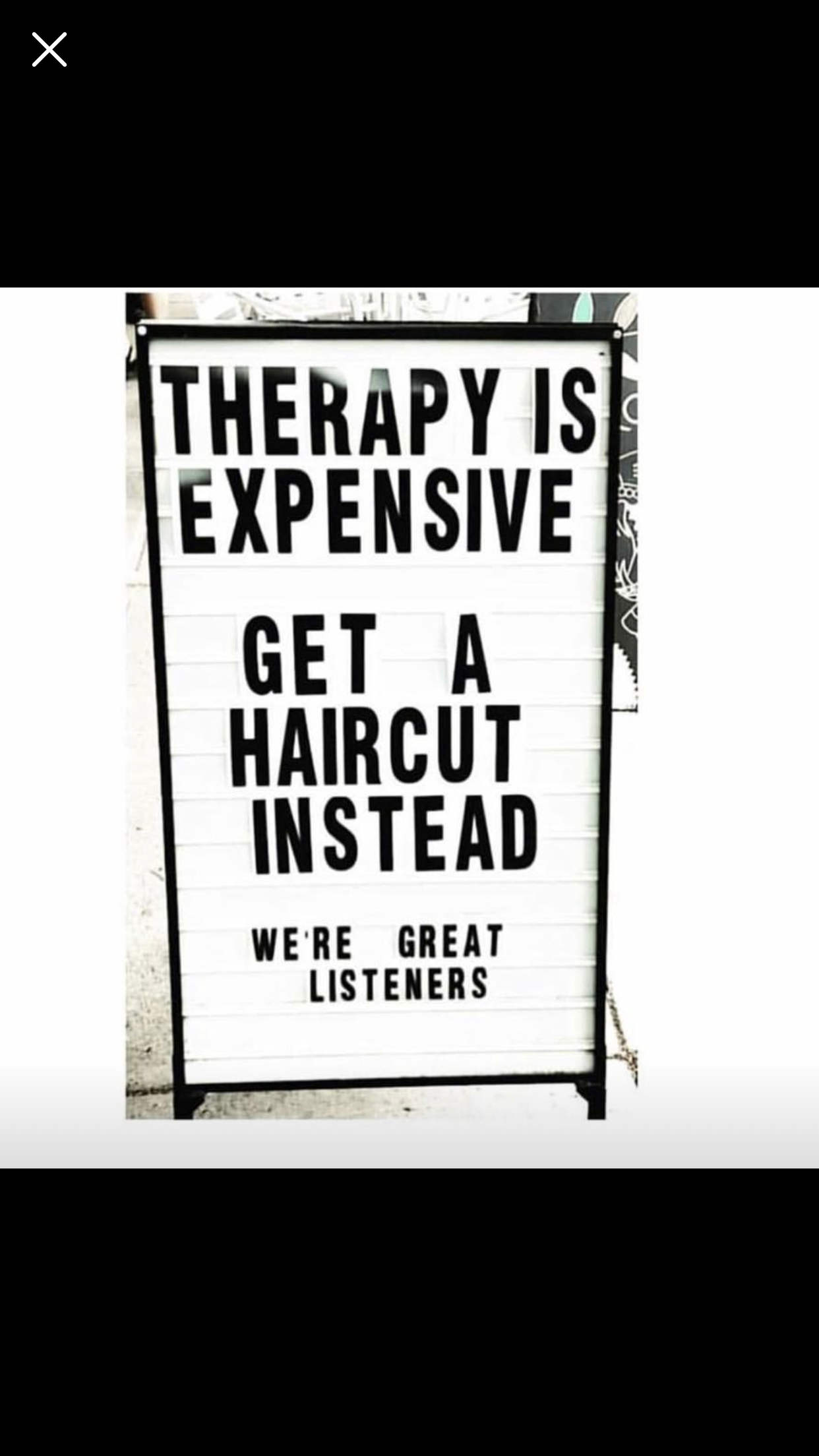 Get a haircut!! | Hair salon quotes, Hair quotes funny ...