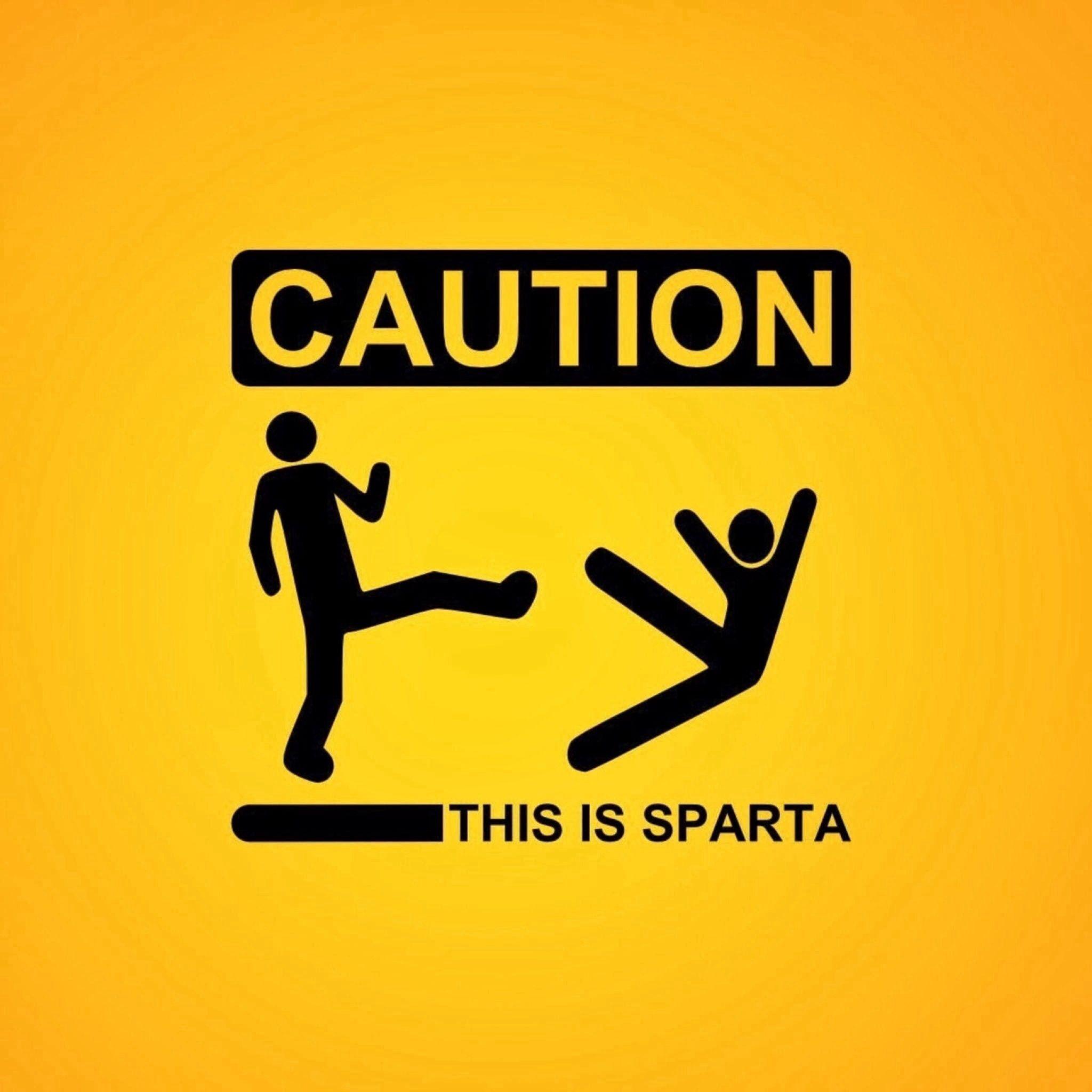 Spartaaaa!!