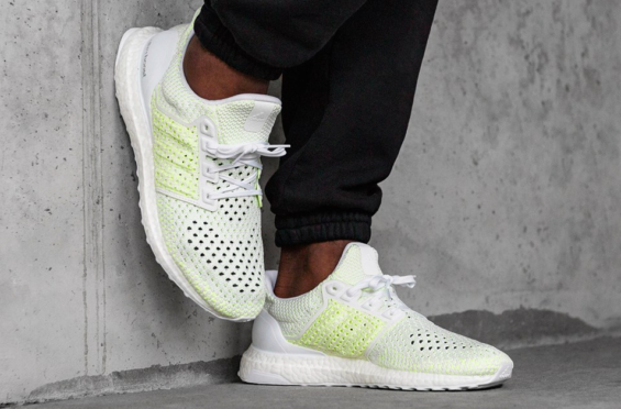 Look For The adidas Ultra Boost Clima Solar Yellow Now | Dr