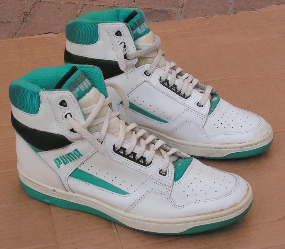 High Top Sneakers From the 80scoming soon | Sneakers