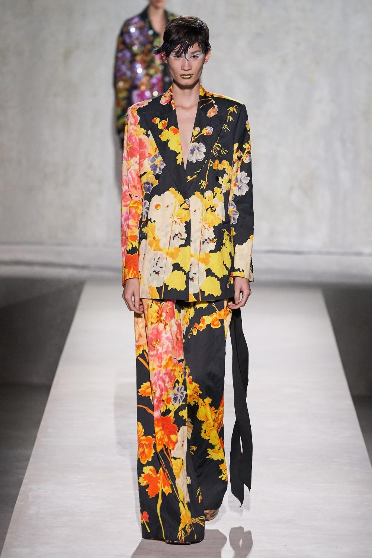 Dries Van Noten Frühjahr/Sommer 2020 Ready-to-Wear – Kollektion   Vogue Germany