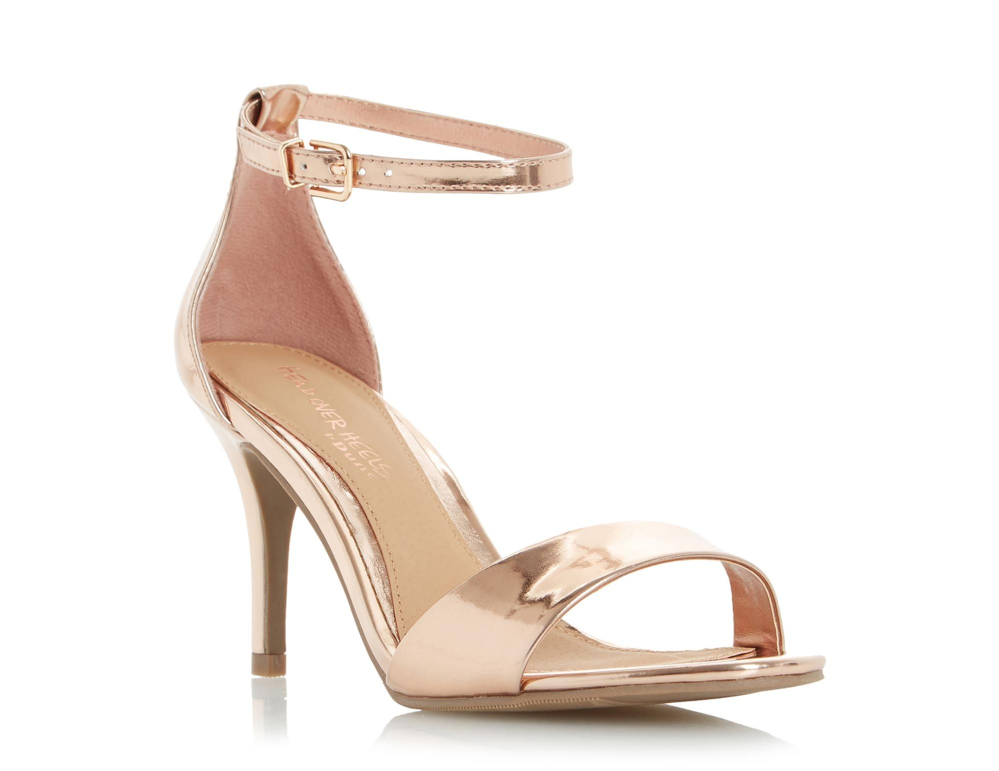 1000  images about Rose Gold on Pinterest | Mid heel sandals ...