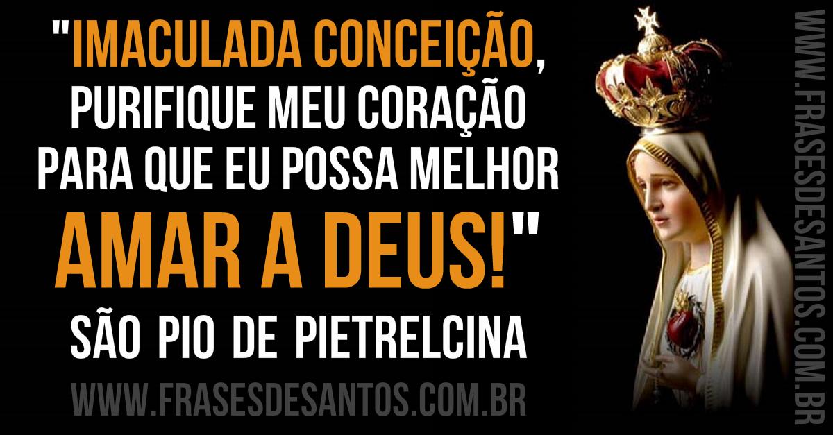 Melhor Frases De Nossa Senhora Da Conceição