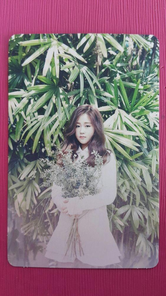 LOVELYZ JISOO Official Photocard #1 A NEW TRILOGY 2nd Album GRAVITY 지수