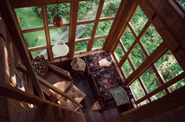 Treehouse Point Tree House Designs Tree House Treehouse Point