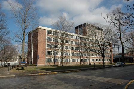 Sherman Hall (residence hall) at University of Illinois at Urbana-Champaign