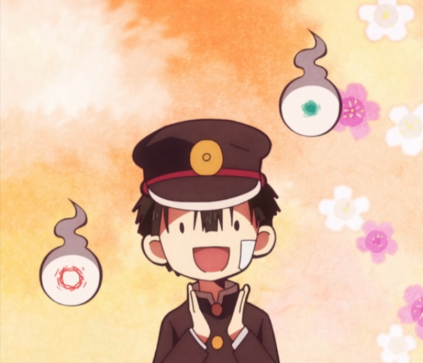 Jibaku_Shounen_Hanakokun screenshot episode_1 Amane