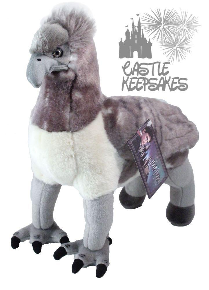 Wizarding World Harry Potter 14 Fluffy The Three Headed Dog Plush
