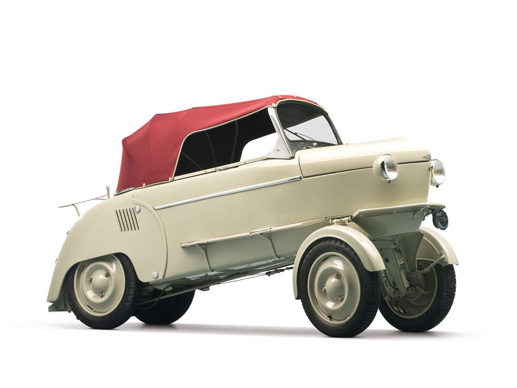 The Cutest Little Microcars Of The 20th Century   Cars, Vehicle and ...