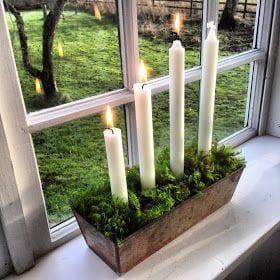 Wie soll der Adventskranz aussehen? | Reantik #adventskranzskandinavisch Wie sol…
