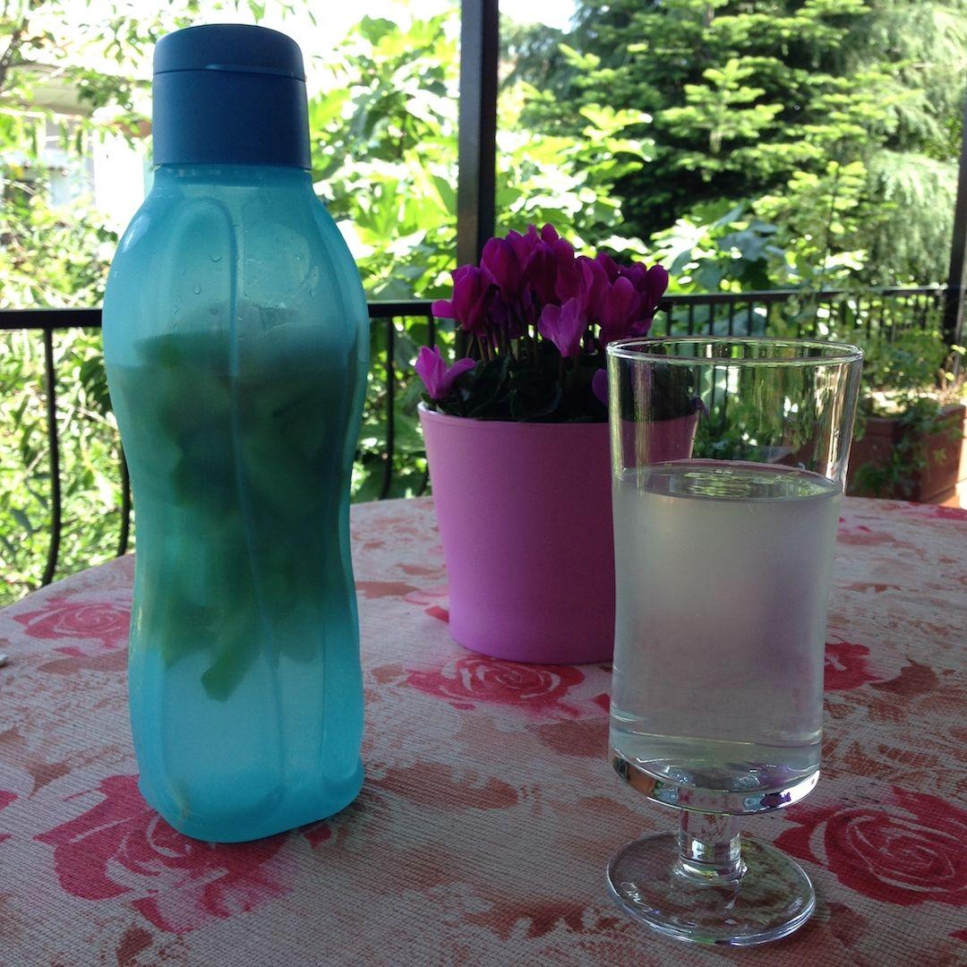 Harareti kesen doğal içecekler