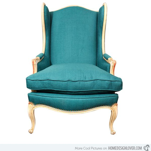 15 Antique Wingback Chairs In Plain Colors Ohrensessel Sessel