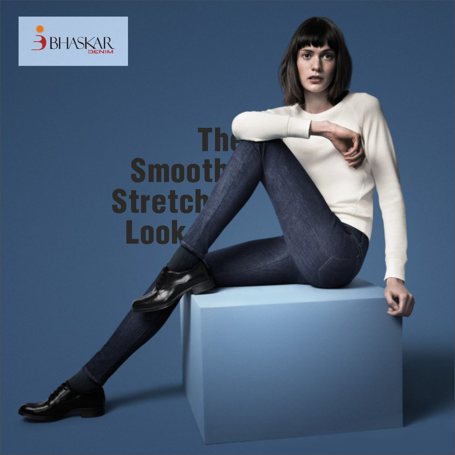 Fabrics that Stretch out comfortably and flawlessly! #StretchDenims #StretchFabrics #DenimFabrics