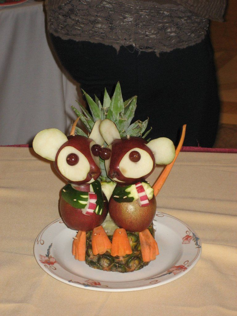 Vegetable Fruit Carving for Kids Easy to learn Vegetable Fruits