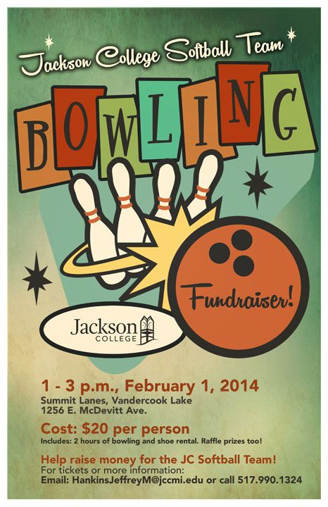 Bowling Fundraiser By Women S Softball Team Events