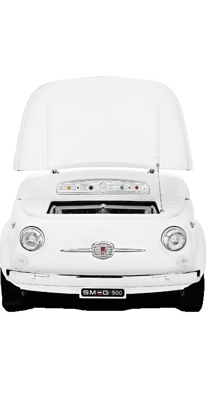 A Fiat Fridge Omg Fiat 500 Design Smeg Miscellaneous