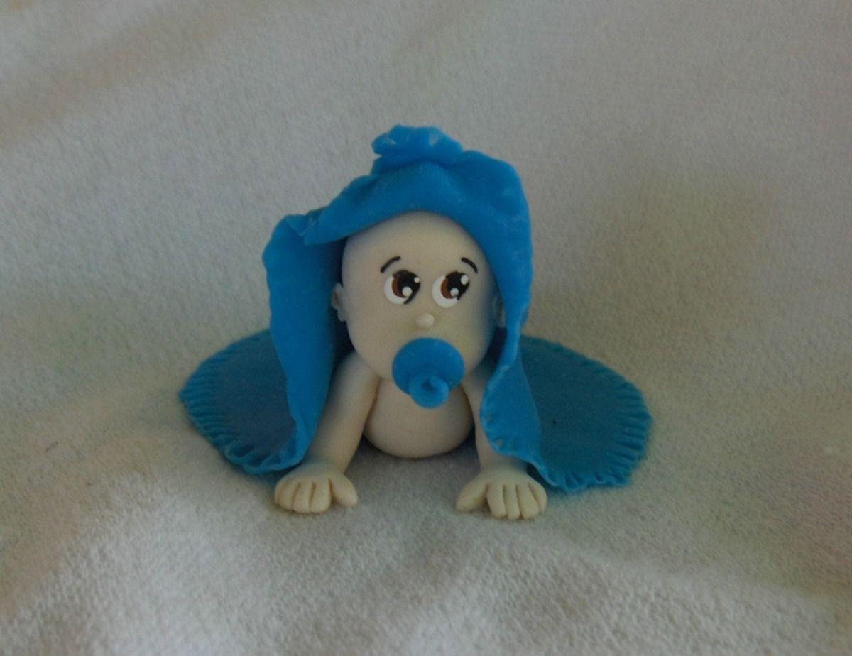 Muñecos de masa flexible para baby shower - Imagui | muñecos de ...