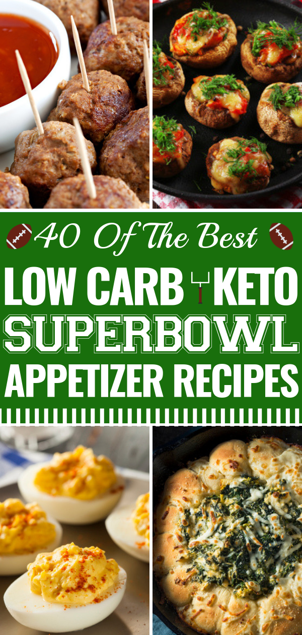 40 Best Keto Appetizer Recipes Low Carb Keto Party Food