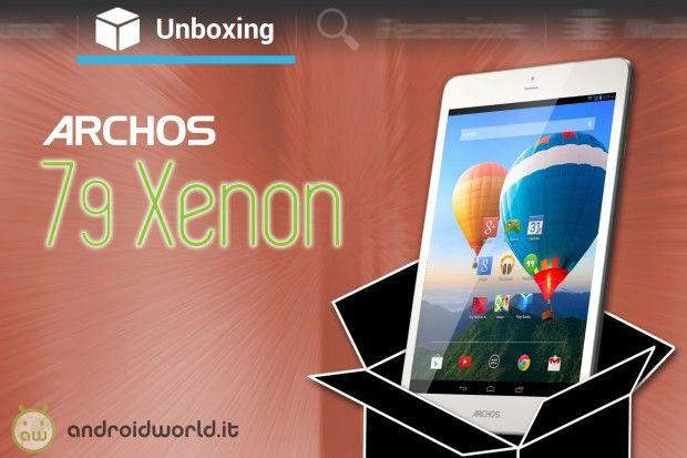 Archos 79 Xenon, il nostro unboxing (video) - http://mobilemakers.org/archos-79-xenon-il-nostro-unboxing-video/