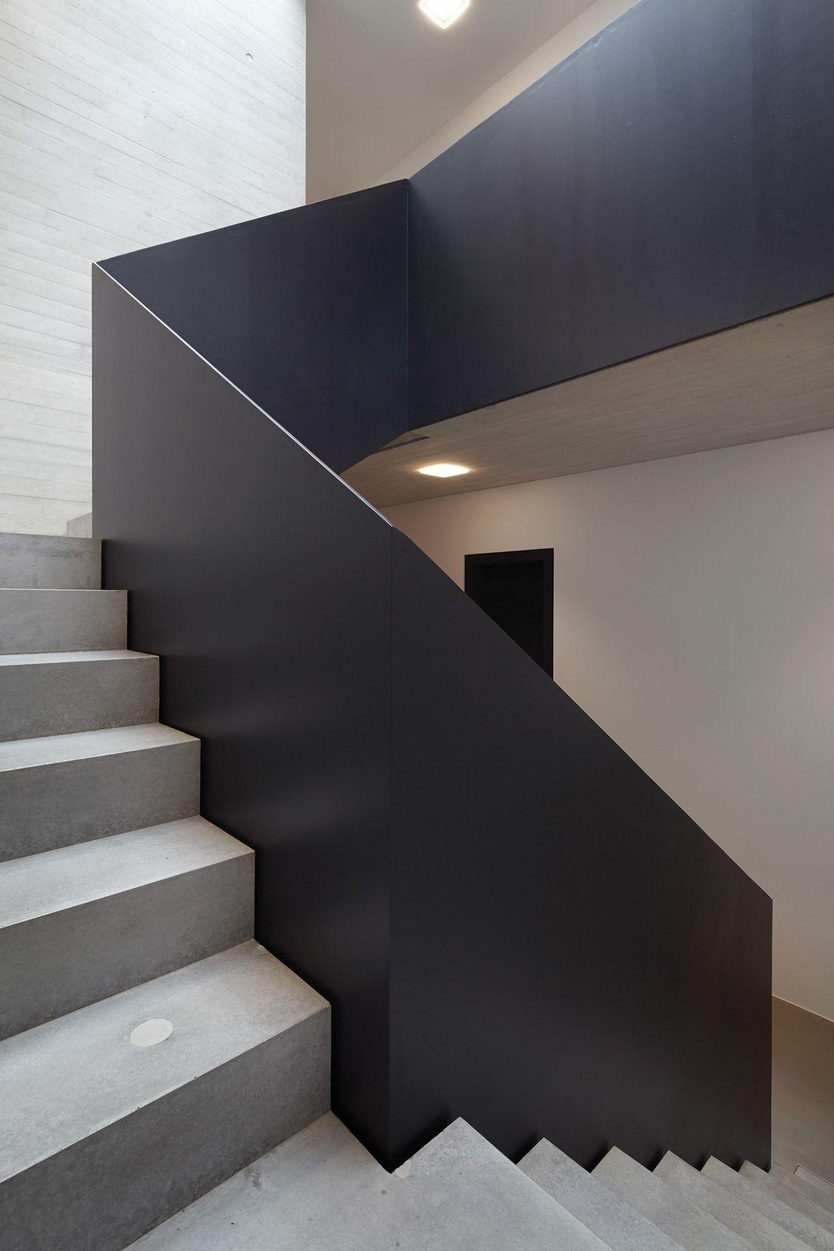 Treppen architektur einfamilienhaus  GEORG DÖRING ARCHITEKTEN DÜSSELDORF | Einfamilienhaus Ludenberg ...