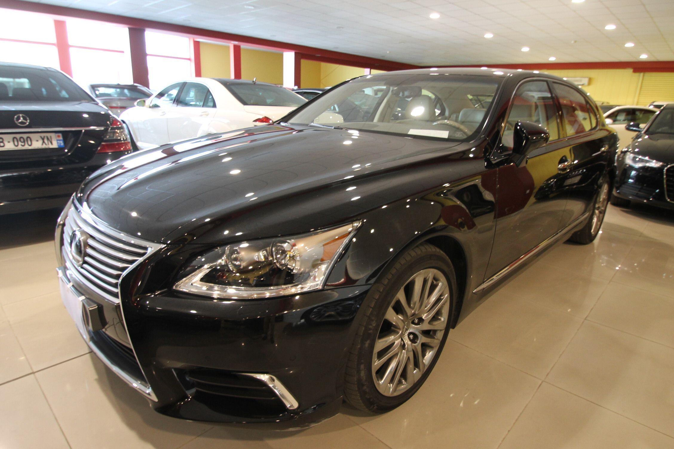 Lexus Ls 460 For Sale In Jeddah
