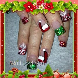 NailsbyRosa (561) (nailsbyrosavargas) on Instagram | iPhoneogram