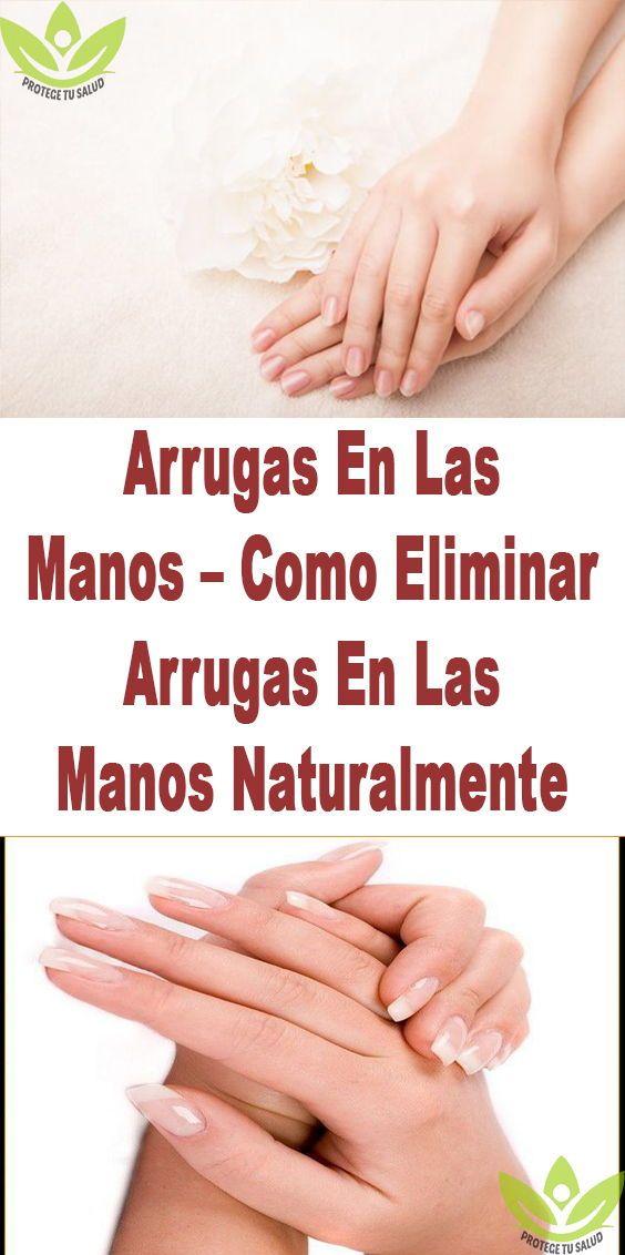 Arrugas En Las Manos – Como Eliminar Arrugas En Las Manos ...