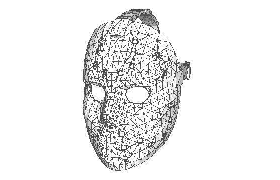 Mortal Kombat Mask Jason Voorhees Papercraft Download Paper Toys Craft