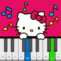 Hello Kitty Playing Piano I know this might be