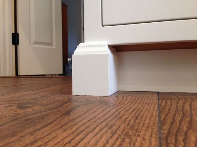 Frameless Base Cabinet Toe Kick Legs Options Frameless Cabinets Cabinetry Design Cabinet Plans