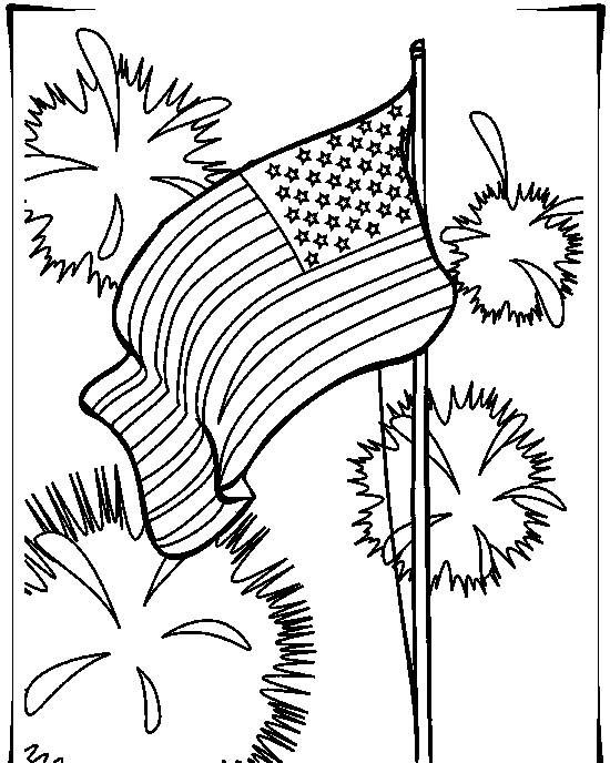 happy 4th of july 2014 coloring pages free to color and print for